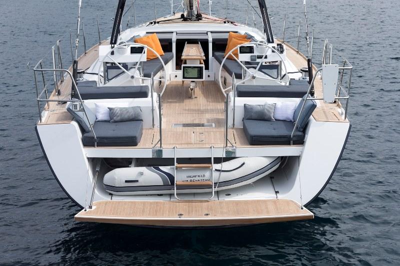 Navalia - Imbarcazione Oceanis 60 7