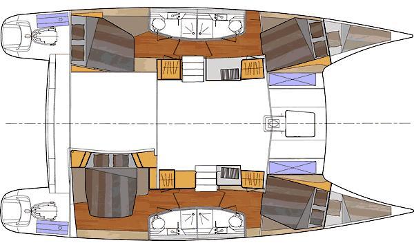 Navalia - Imbarcazione Orana 44 12
