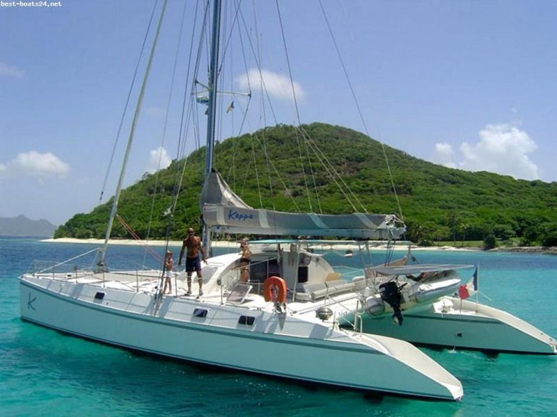 Navalia - Imbarcazione Outremer 55 1