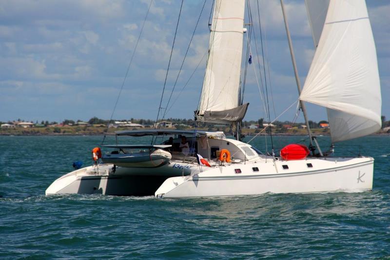 Navalia - Imbarcazione Outremer 55 3