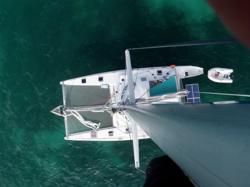 Navalia - Imbarcazione Outremer 55 4