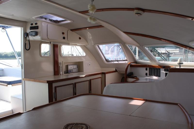 Navalia - Imbarcazione Outremer 55 5
