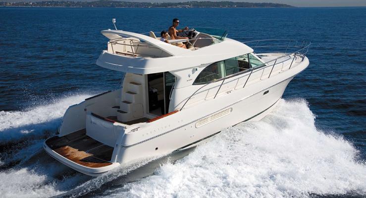 Navalia - Imbarcazione Prestige 36 Fly 3