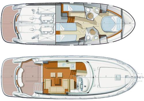 Navalia - Imbarcazione Prestige 440 11