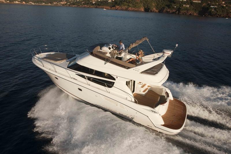 Navalia - Imbarcazione Prestige 440 4
