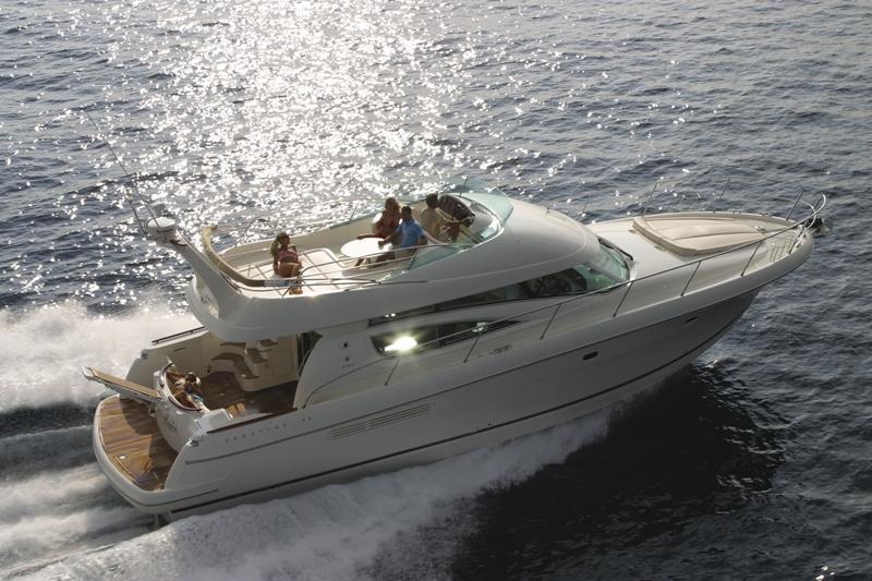 Navalia - Imbarcazione Prestige 46 Fly 1