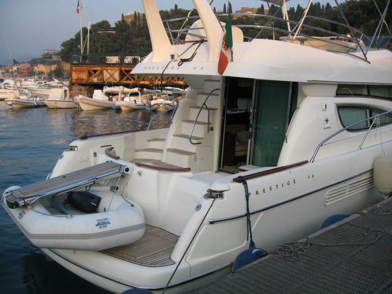 Navalia - Imbarcazione Prestige 46 Fly 3