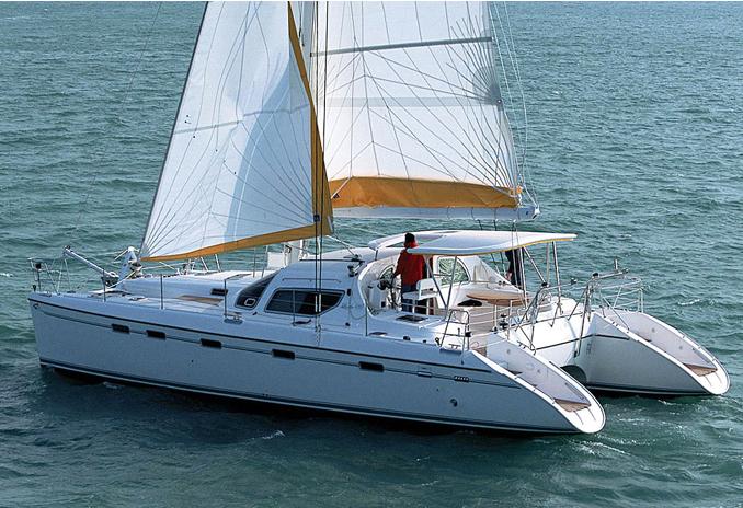 Navalia - Imbarcazione Privilege 465 1