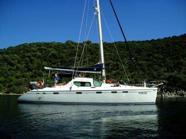 Navalia - Imbarcazione Privilege 465 3