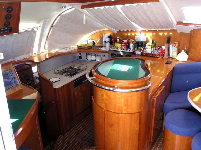 Navalia - Imbarcazione Privilege 465 7
