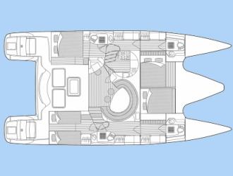 Navalia - Imbarcazione Privilege 465 9