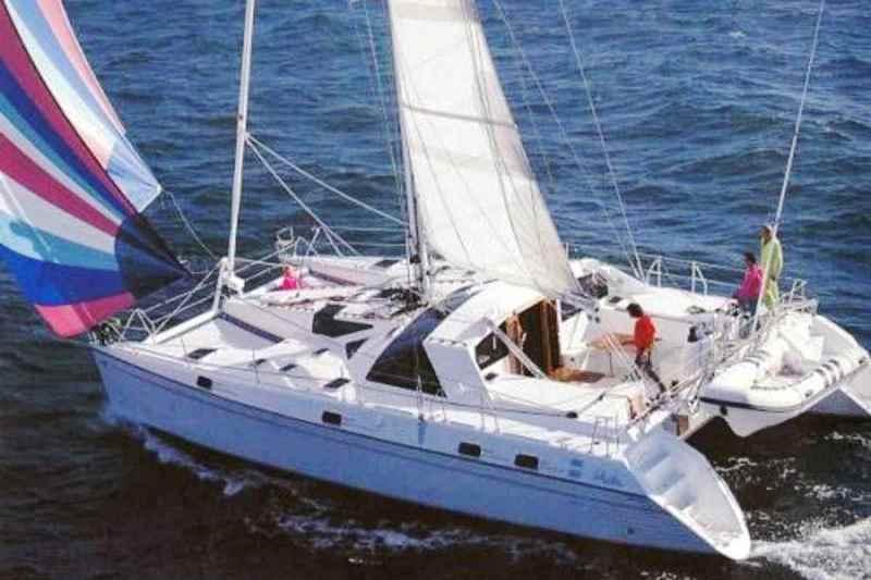 Navalia - Imbarcazione Privilege 48 1