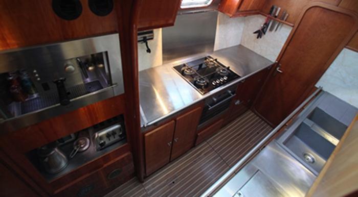 Navalia - Imbarcazione Privilege 48 10