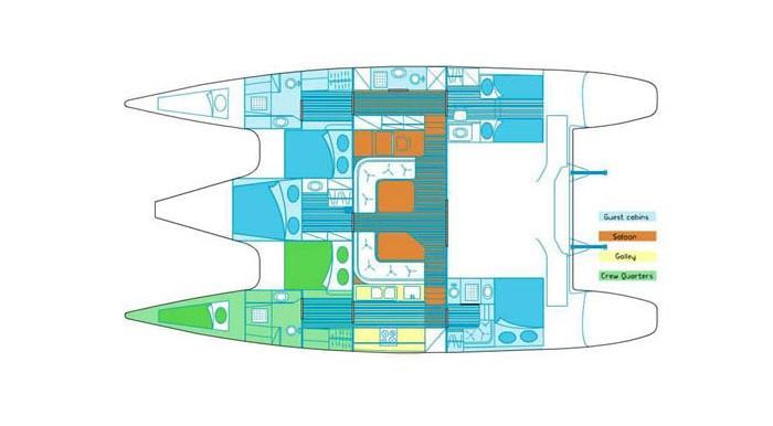 Navalia - Imbarcazione Privilege 48 12