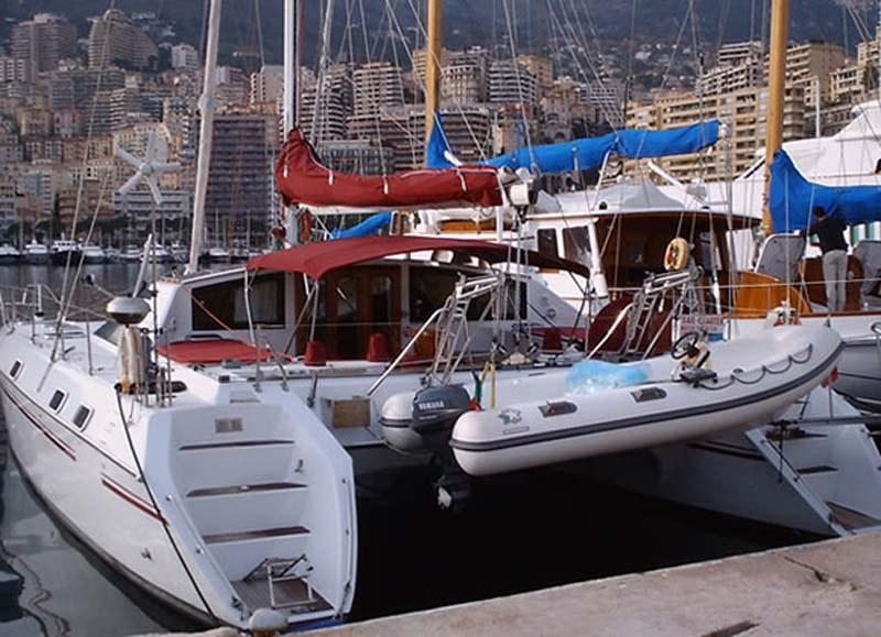 Navalia - Imbarcazione Privilege 48 3