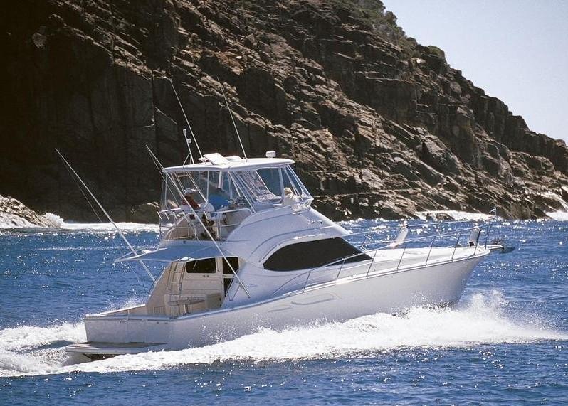 Navalia - Imbarcazione Riviera 42 1