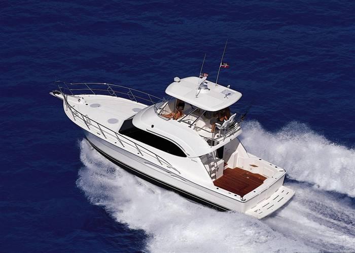Navalia - Imbarcazione Riviera 42 3