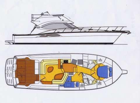 Navalia - Imbarcazione Riviera 42 9