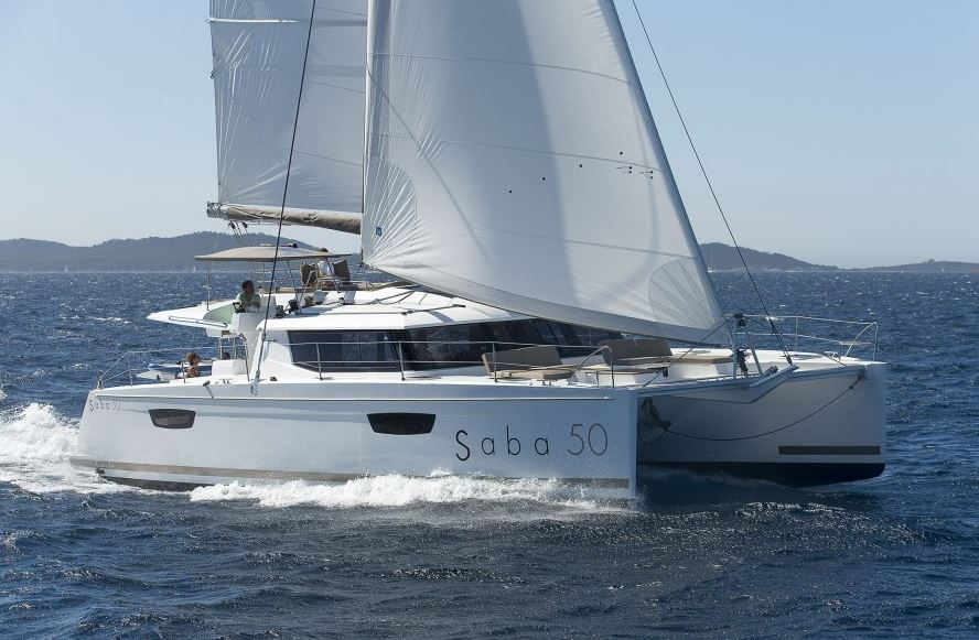 Navalia - Imbarcazione Saba 50 Quintet 1