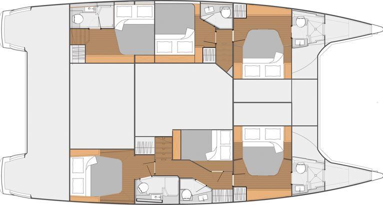 Navalia - Imbarcazione Saba 50 Quintet 13