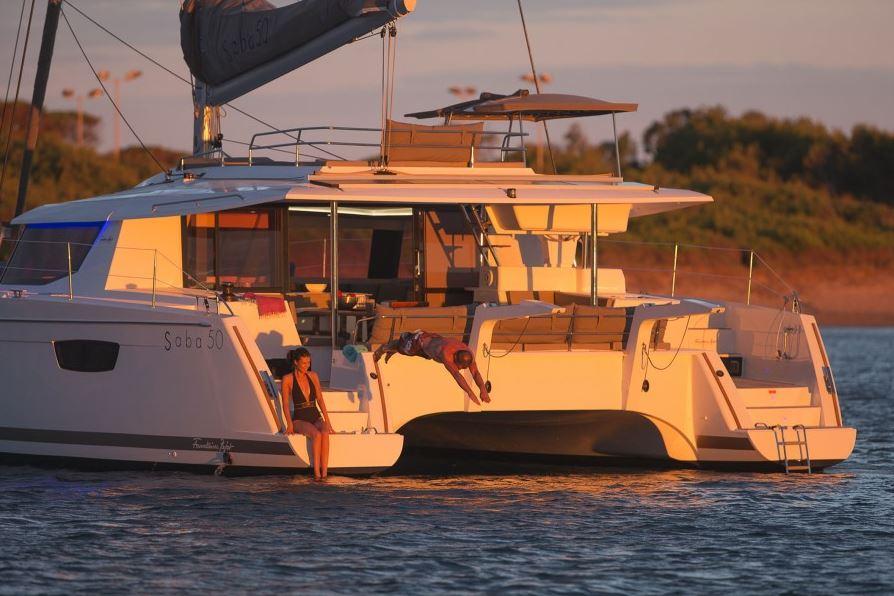 Navalia - Imbarcazione Saba 50 Quintet 2
