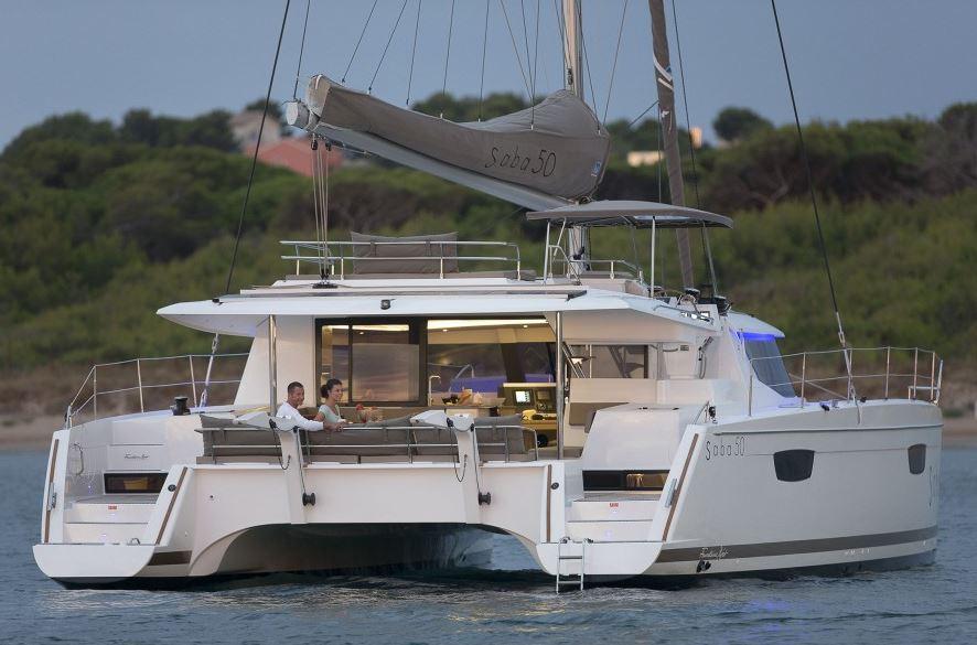 Navalia - Imbarcazione Saba 50 4