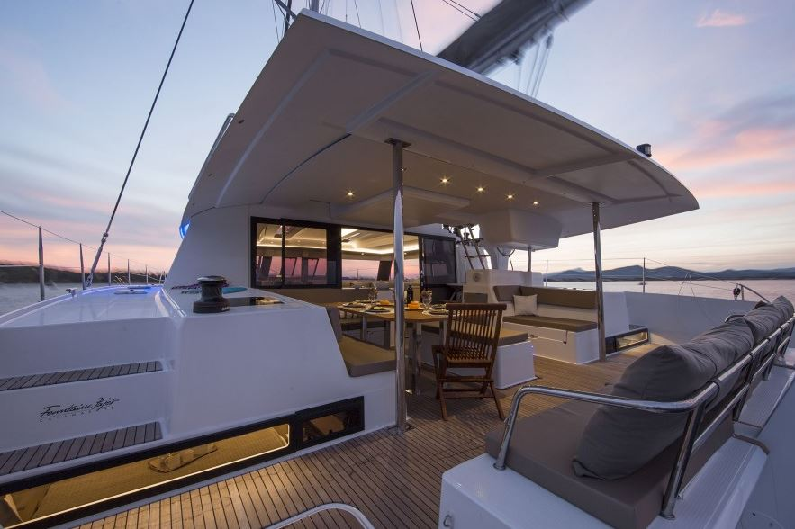 Navalia - Imbarcazione Saba 50 Quintet 6