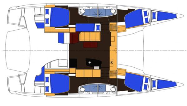 Navalia - Imbarcazione Salina 48 10