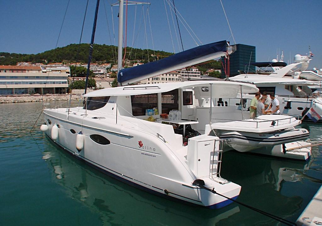 Navalia - Imbarcazione Salina 48 3