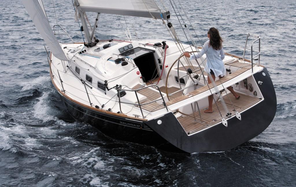 Navalia - Imbarcazione Salona 37R 1