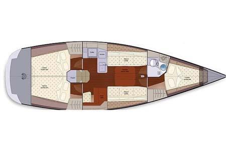 Navalia - Imbarcazione Salona 37R 9