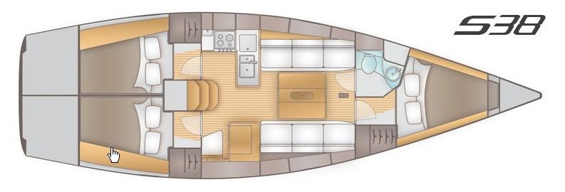 Navalia - Imbarcazione Salona 38 11