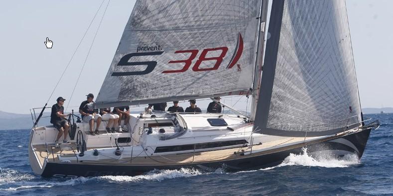 Navalia - Imbarcazione Salona 38 2