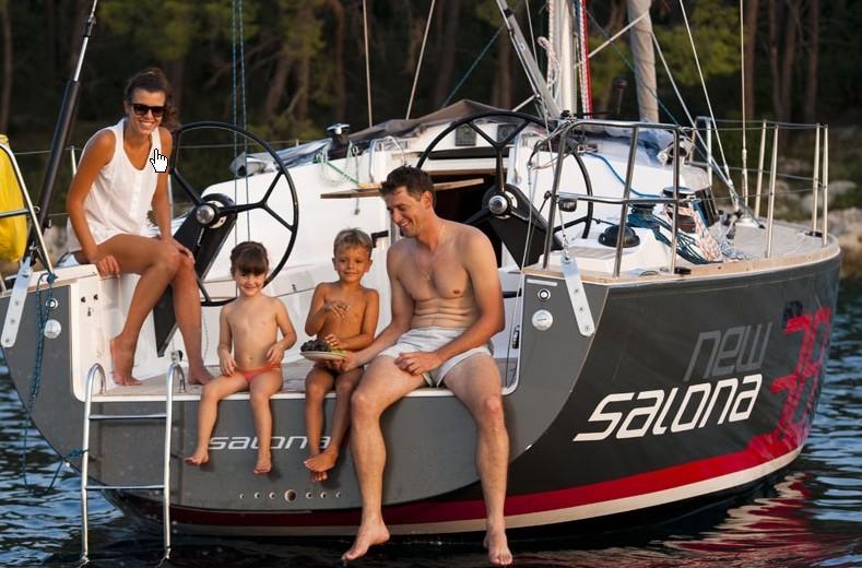 Navalia - Imbarcazione Salona 38 4
