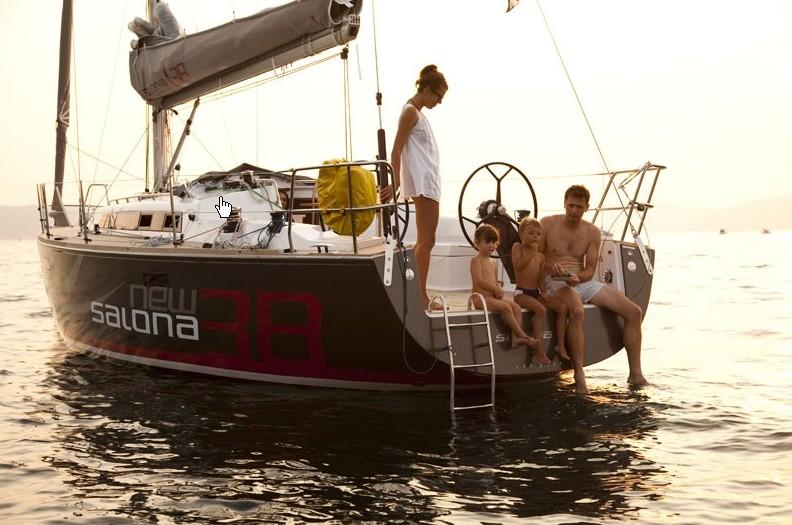 Navalia - Imbarcazione Salona 38 5