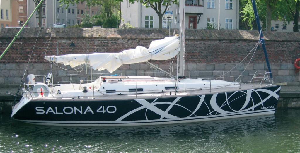 Navalia - Imbarcazione Salona 40 1