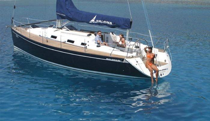Navalia - Imbarcazione Salona 40 2