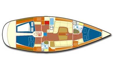 Navalia - Imbarcazione Salona 40 9
