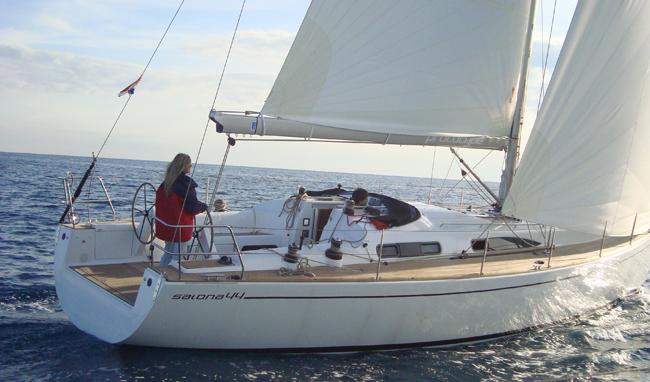 Navalia - Imbarcazione Salona 44 3