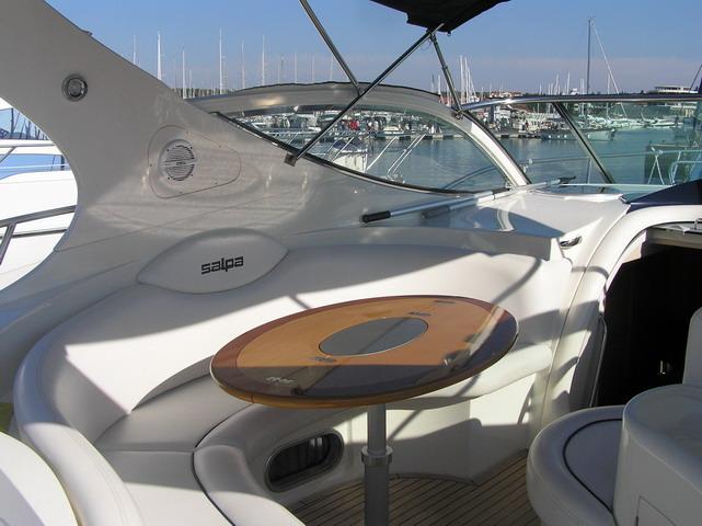 Navalia - Imbarcazione Salpa 38.5 4