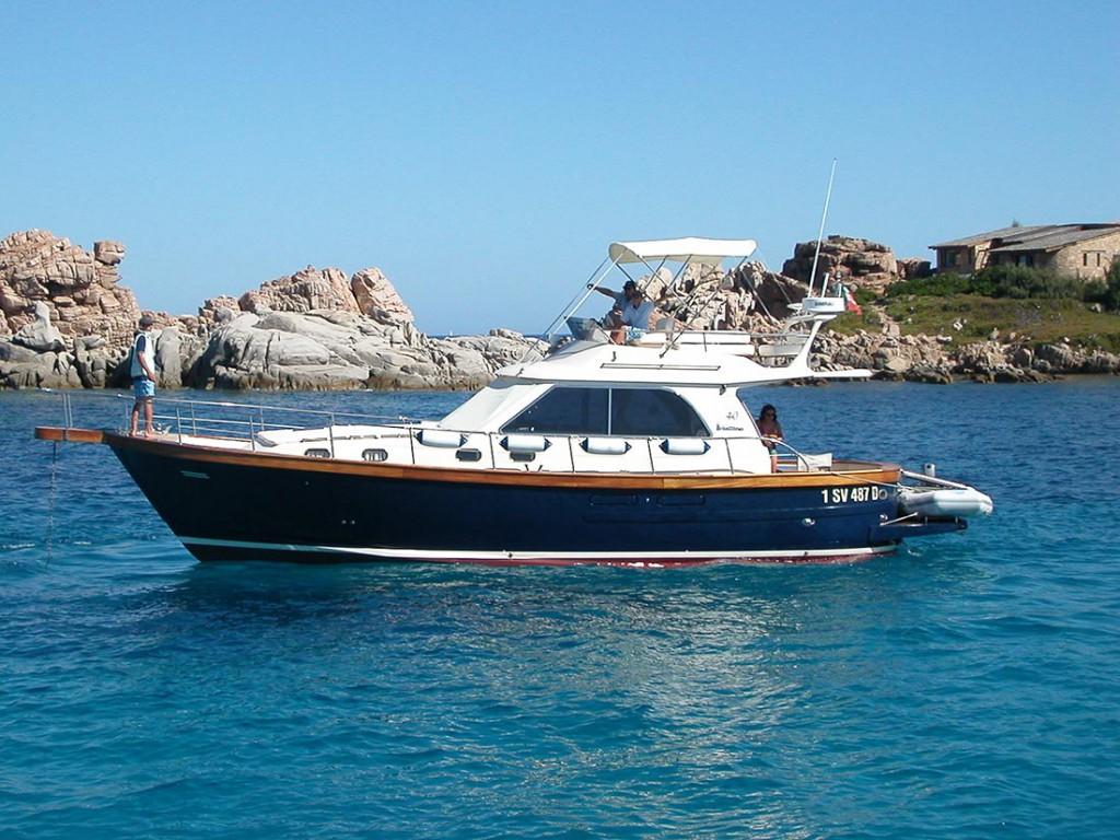 Navalia - Imbarcazione Sciallino 40 Fly 1