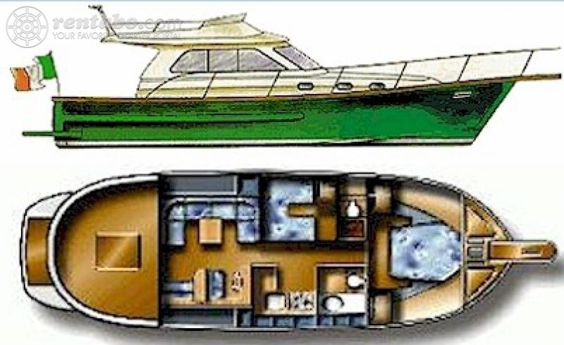 Navalia - Imbarcazione Sciallino 40 Fly 12
