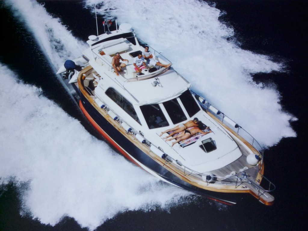 Navalia - Imbarcazione Sciallino 40 Fly 3