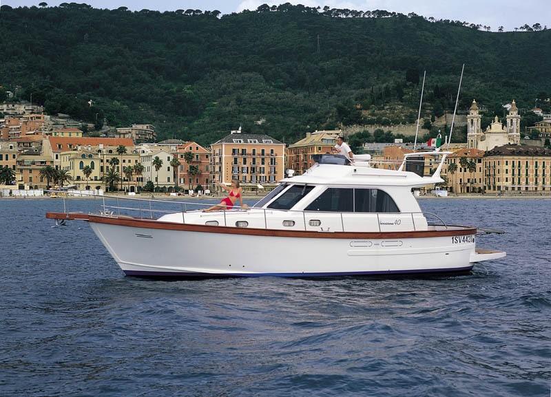 Navalia - Imbarcazione Sciallino 40 Fly 4