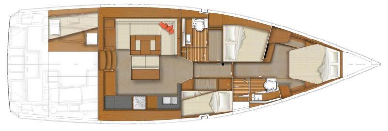 Navalia - Imbarcazione Sense 50 11