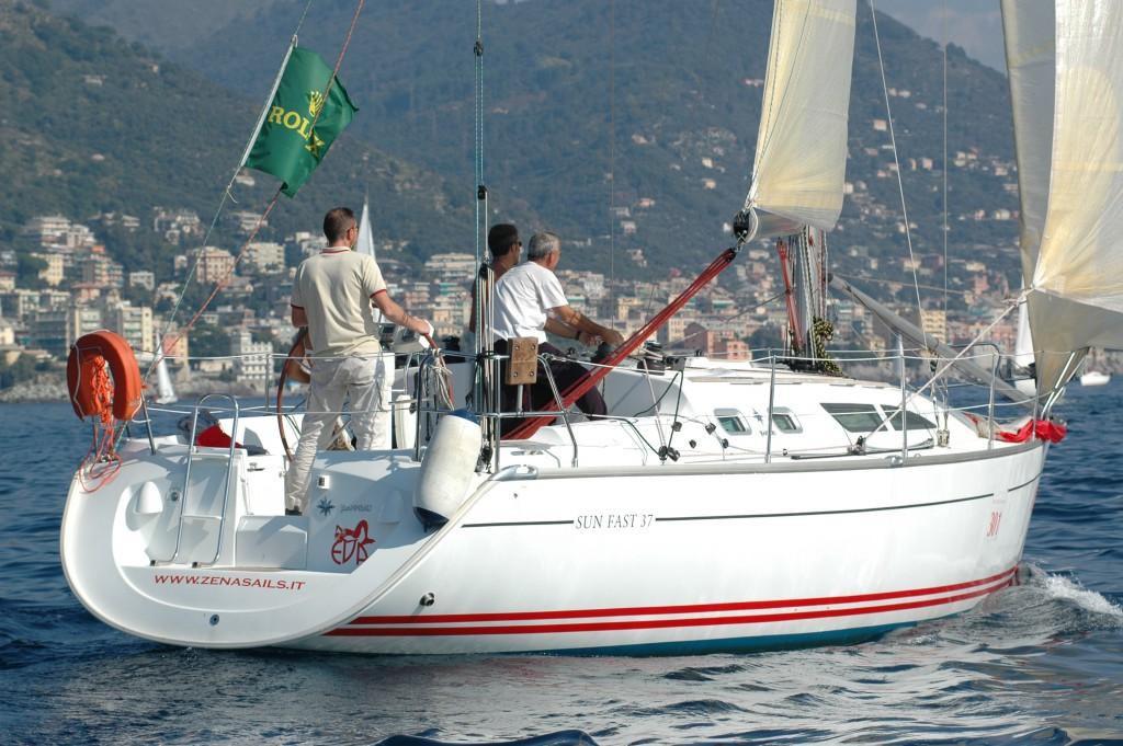 Navalia - Imbarcazione Sun Fast 37 3