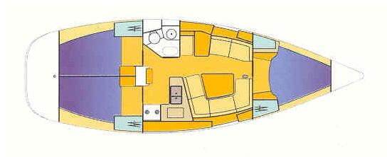 Navalia - Imbarcazione Sun Fast 37 9