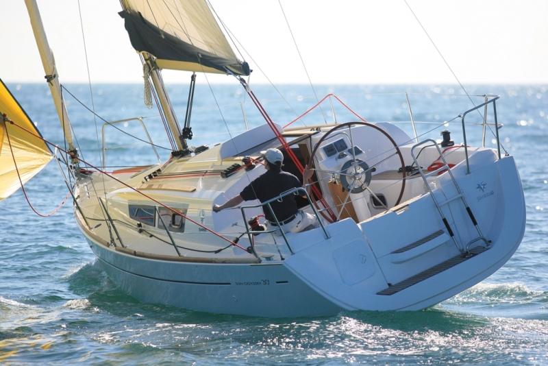 Navalia - Imbarcazione Sun Odyssey 30i 1