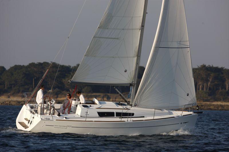 Navalia - Imbarcazione Sun Odyssey 30i 4