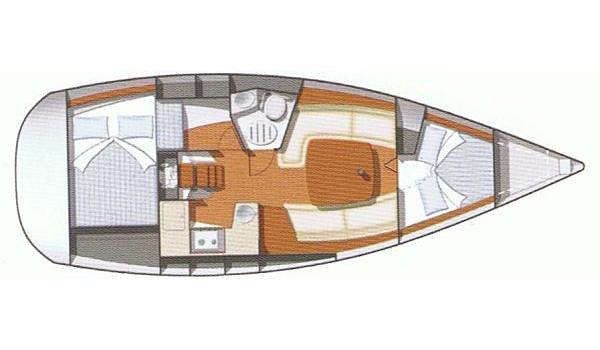 Navalia - Imbarcazione Sun Odyssey 32i 8